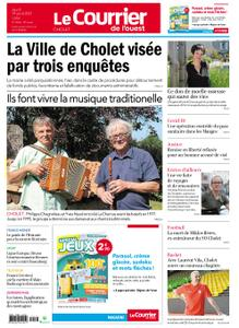 Le Courrier de l'Ouest Cholet – 19 août 2021