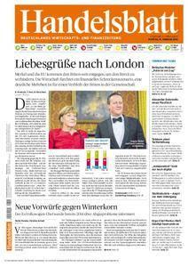 Handelsblatt - 15. Februar 2016