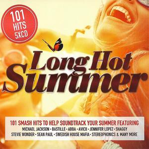 VA - 101 Hits: Long Hot Summer (5CD, 2018)