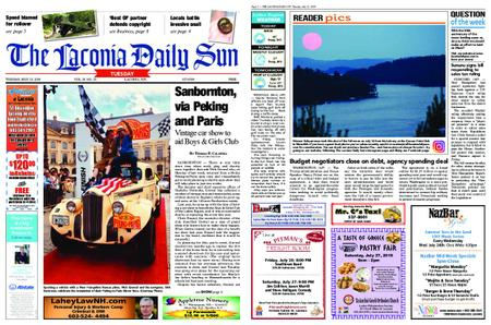 The Laconia Daily Sun – July 23, 2019