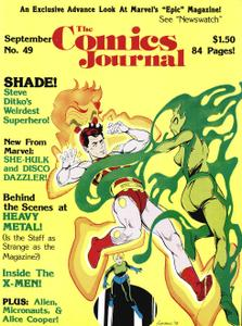 Comics Journal 049 1979-09 Heavy Metal