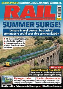 Rail – September 22, 2021