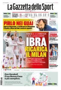 La Gazzetta dello Sport - 22 Marzo 2021