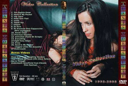 Alanis Morissette - Video Collection 1995 - 2008 (2008)