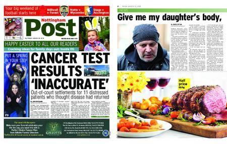 Nottingham Post – March 30, 2018