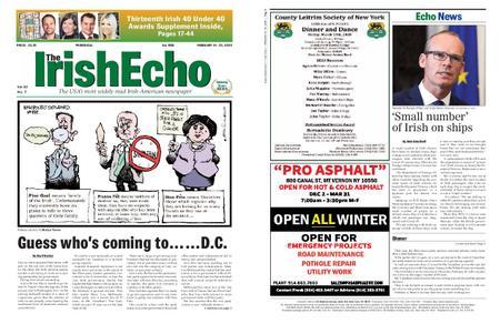 The Irish Echo – February 19, 2020