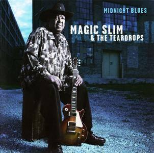 Magic Slim & The Teardrops - Midnight Blues (2008)
