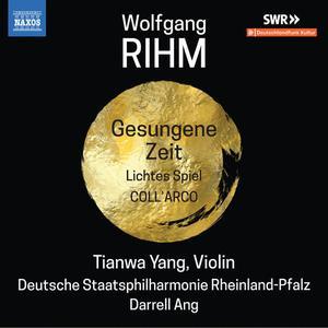 Tianwa Yang - Wolfgang Rihm: Music for Violin & Orchestra, Vol. 2 (2019)
