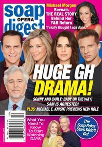 Soap Opera Digest - October 07, 2019