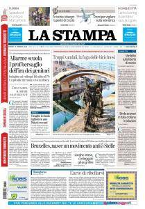 La Stampa Torino Provincia e Canavese - 15 Febbraio 2018