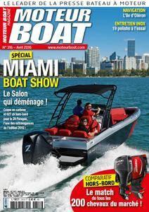 Moteur Boat - Avril 2016