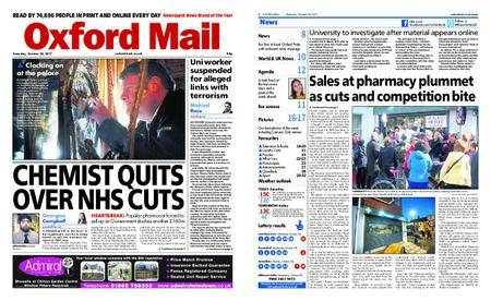 Oxford Mail – October 28, 2017