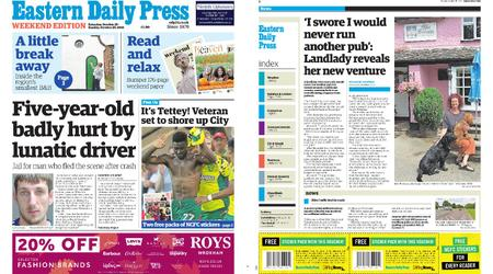 Eastern Daily Press – October 19, 2019