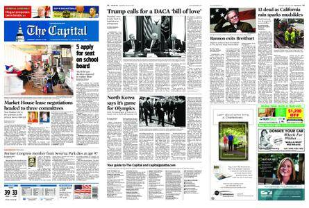 The Capital – January 10, 2018