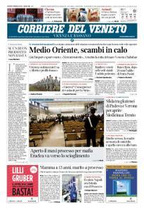 Corriere del Veneto Vicenza e Bassano – 09 gennaio 2020