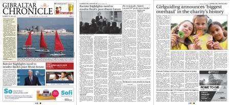 Gibraltar Chronicle – 21 July 2018