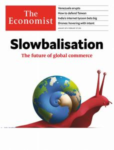 The Economist Middle East and Africa Edition – 26 January 2019