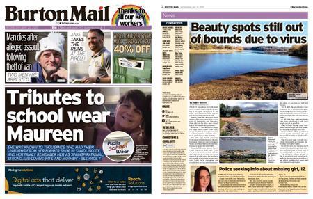 Burton Mail – May 20, 2020