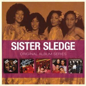 Sister Sledge - Original Album Series (2011) 5CD Box Set
