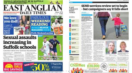 East Anglian Daily Times – June 19, 2021
