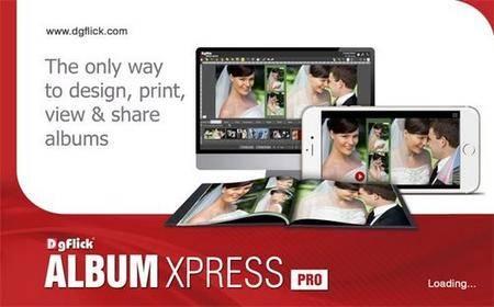 DgFlick Album Xpress PRO 12.0 Portable