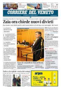 Corriere del Veneto Padova e Rovigo – 17 marzo 2020