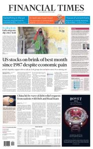 Financial Times USA - May 1, 2020