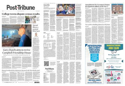 Post-Tribune – October 25, 2021