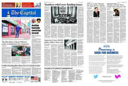 The Capital – April 03, 2018