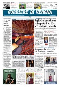 Corriere di Verona – 27 gennaio 2019