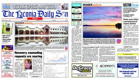 The Laconia Daily Sun – May 22, 2020