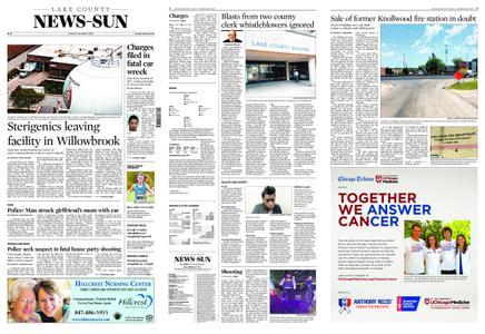 Lake County News-Sun – October 01, 2019
