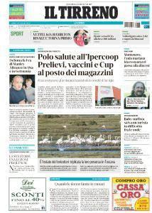 Il Tirreno Livorno - 23 Luglio 2018