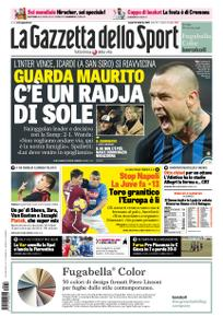 La Gazzetta dello Sport Roma – 18 febbraio 2019
