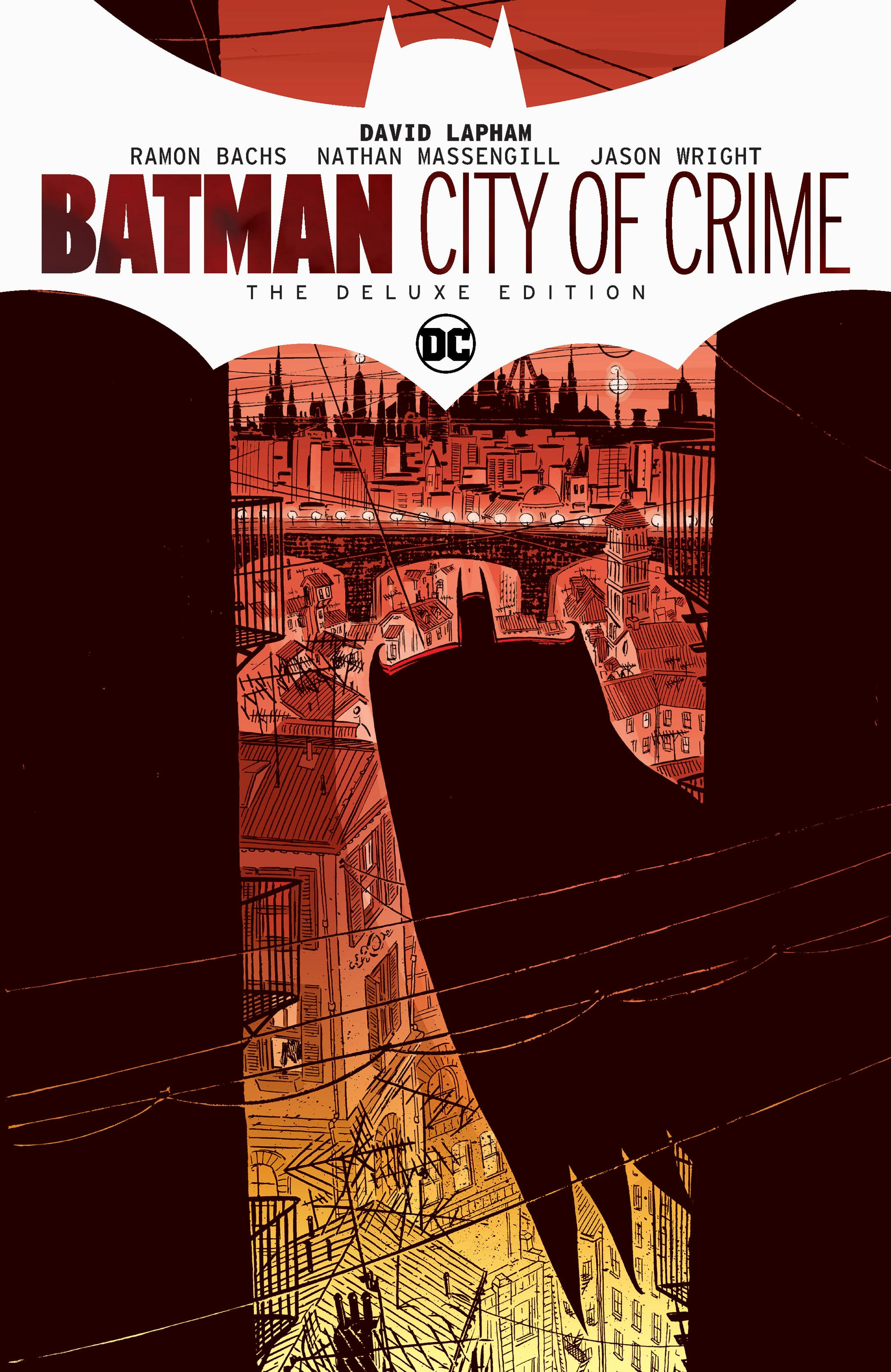 Batman-City of Crime-The Deluxe Edition 2020 digital Son of Ultron