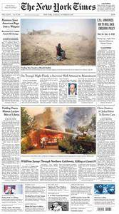 The New York Times  October 10 2017