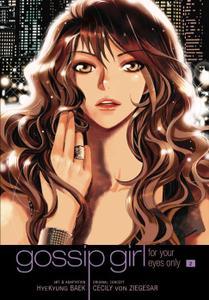 Yen Press-Gossip Girl The Manga For Your Eyes Only Vol 02 2021 Hybrid Comic eBook