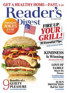 Reader's Digest USA - July 2020