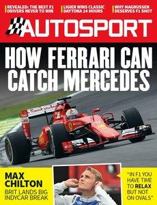 Autosport - 4 February 2016