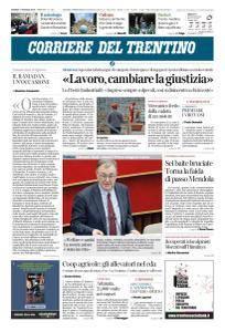 Corriere del Trentino - 17 Maggio 2018