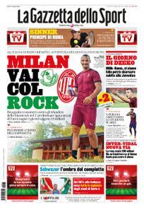 La Gazzetta dello Sport Bergamo – 17 settembre 2020