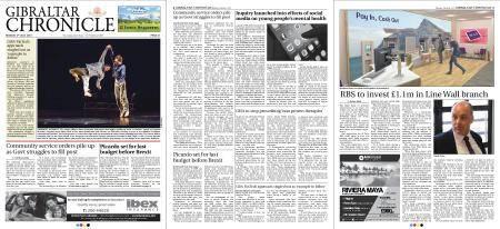 Gibraltar Chronicle – 02 July 2018