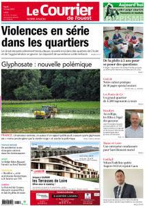 Le Courrier de l'Ouest Nord Anjou – 14 mai 2019