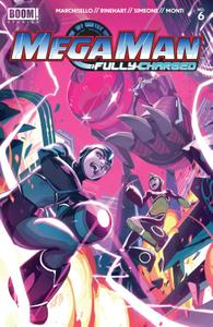 Mega Man - Fully Charged 006 (2021) (Digital-Empire