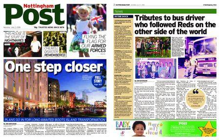 Nottingham Post – July 02, 2018