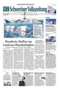 Schweriner Volkszeitung Hagenower Kreisblatt - 19. Februar 2019
