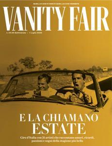 Vanity Fair Italia – 01 luglio 2020