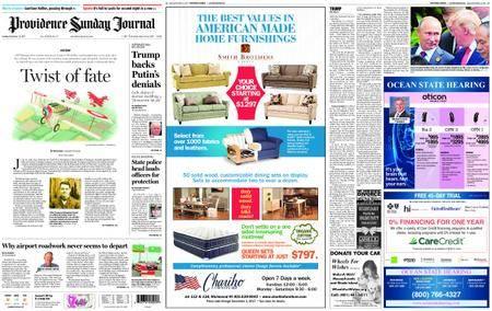 The Providence Journal – November 12, 2017