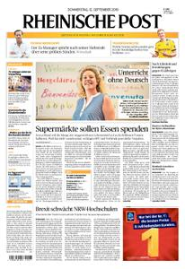 Rheinische Post – 12. September 2019