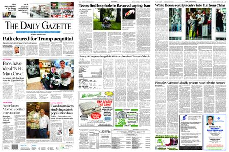 The Daily Gazette – February 01, 2020